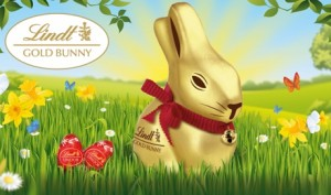 alnwick castle lindt gold bunny hunt