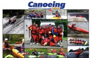 Canoeing Ireland Easter Camp