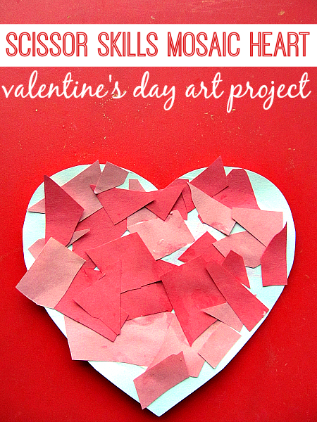 12 easy valentine crafts for toddlers preschoolers you for Valentines day toddler crafts