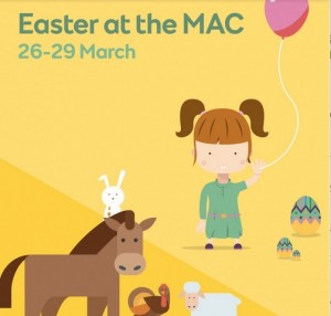 Easter at The Mac Belfast