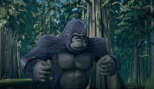 kong king of apes