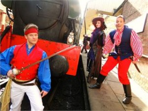 pirate adventure family day
