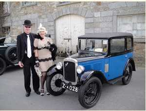 Powerscourt Vintage Car Rally
