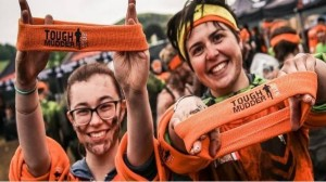 Take Up not Give Up this Lent Tough Mudder Challenge