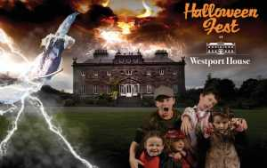 westport house halloween fest