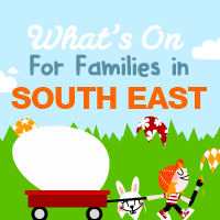 Whats on for families in the South East at Easter