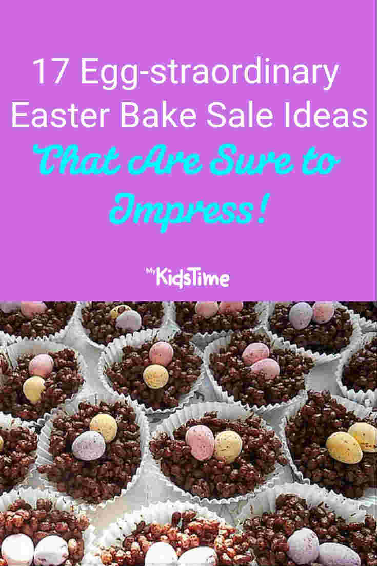 17 Egg-straordinary Easter bake sale ideas to impress - Mykidstime