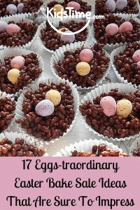 17 Eggs-traordinary Easter Bake Sale Ideas That Are Sure To Impress