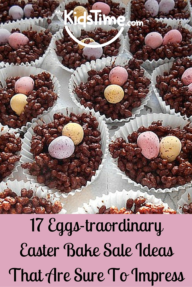 17 Eggs Traordinary Easter Bake Sale Ideas That Are Sure