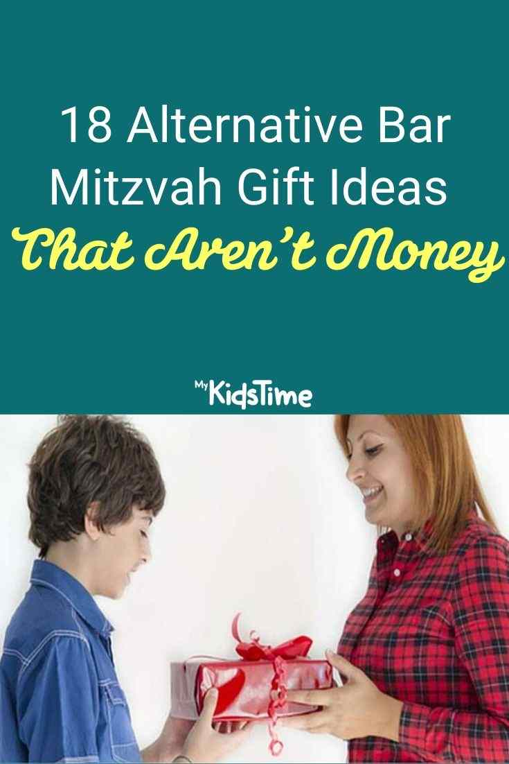 Bar Mitzvah Gift Ideas That Aren't Money