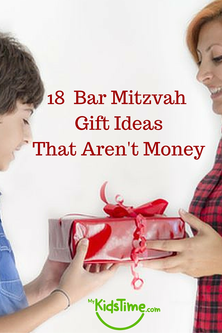 Alternative Bar Mitzvah Ideas