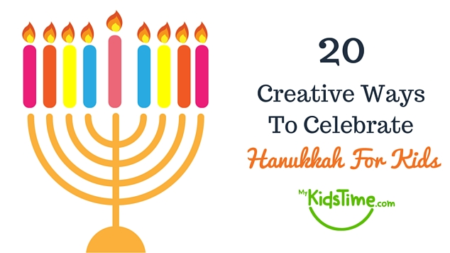 20 Creative Ways to Celebrate Hanukkah