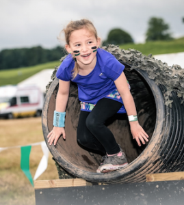 Mini Mudder Event