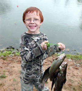 Things to do with kids on a rainy day fishing