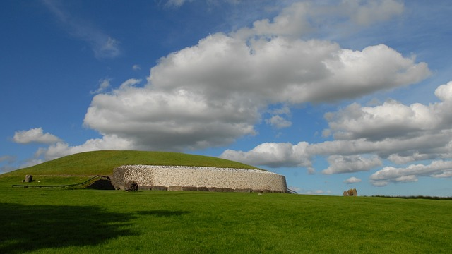 newgrange mythical places to visit in Ireland