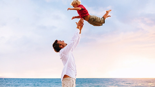 5 unexpected ways Dad's parenting style different