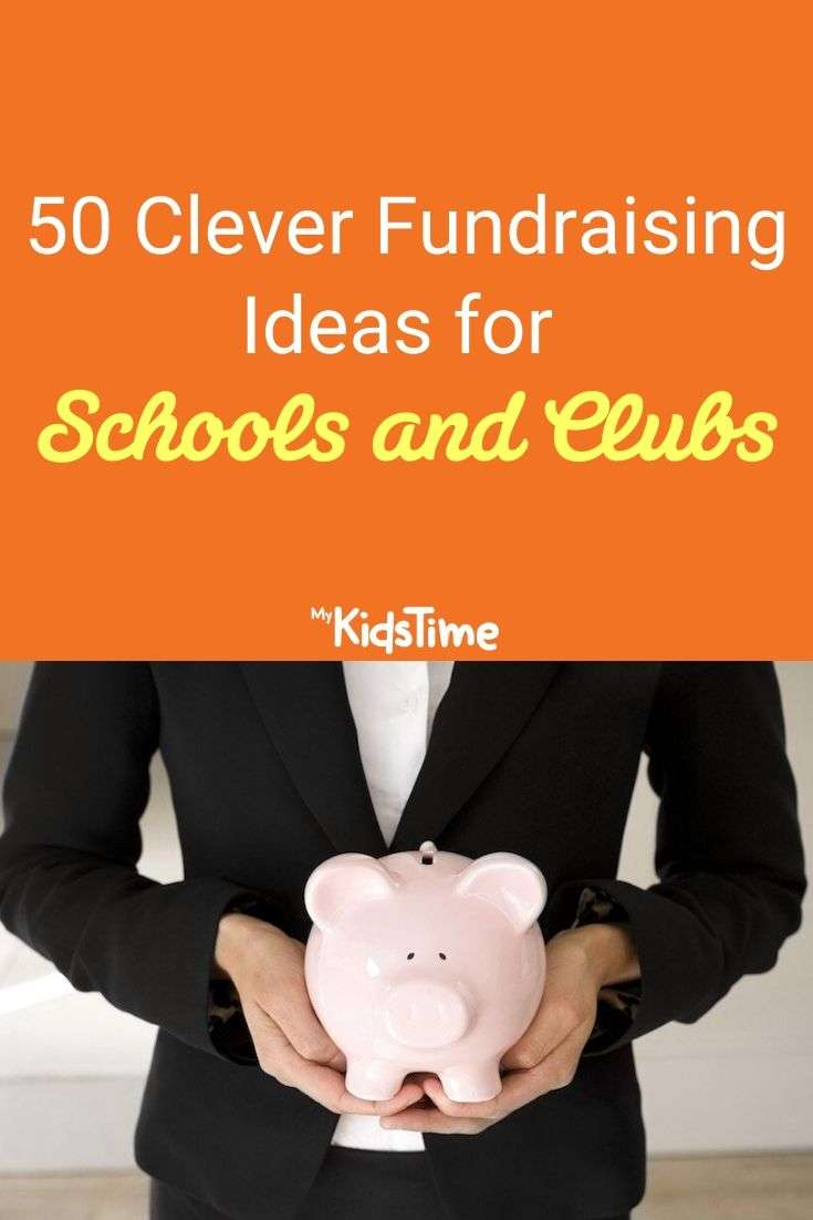 50 Clever Fundraising Ideas for Schools and Clubs