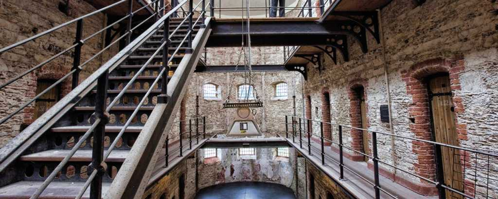 family vacation cork city gaol