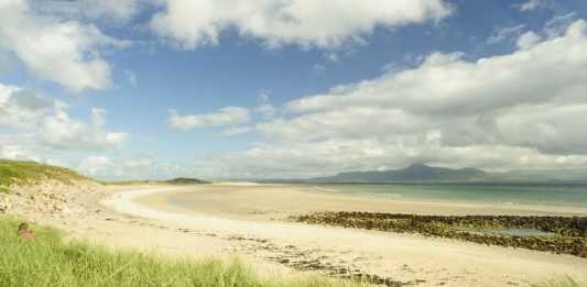 mulranny beach county mayo