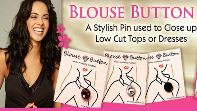 Blouse Button Offer from Secret Fashion Fixes