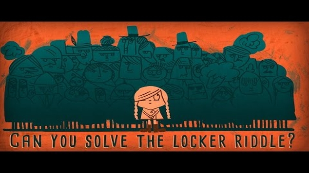 the locker riddle
