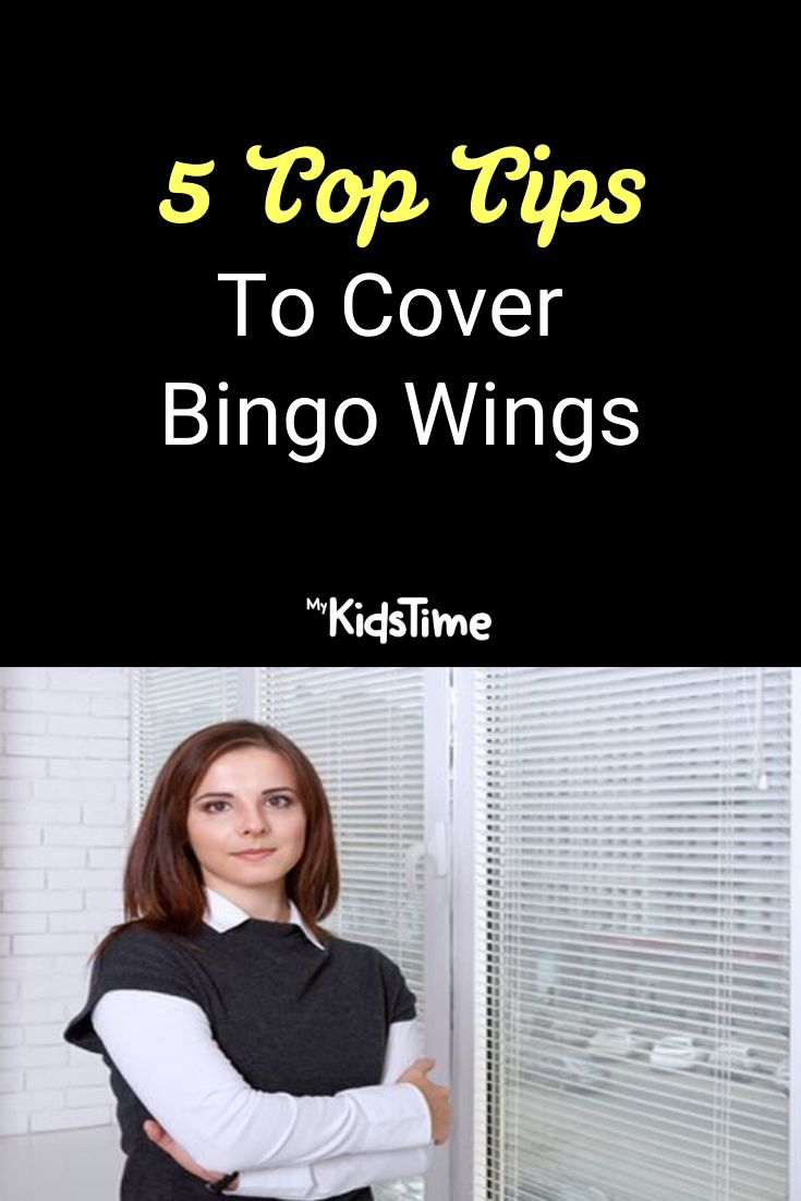 5 Top Tips To Cover Bingo Wings
