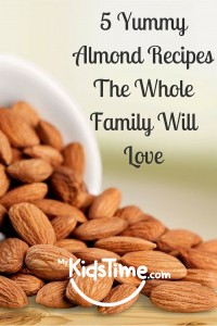 5 Yummy Almond Recipes The Whole Family Will Love (1)