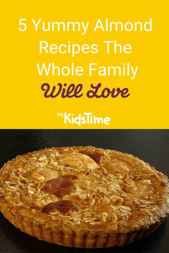 5 Yummy Almond Recipes The Whole Family Will Love