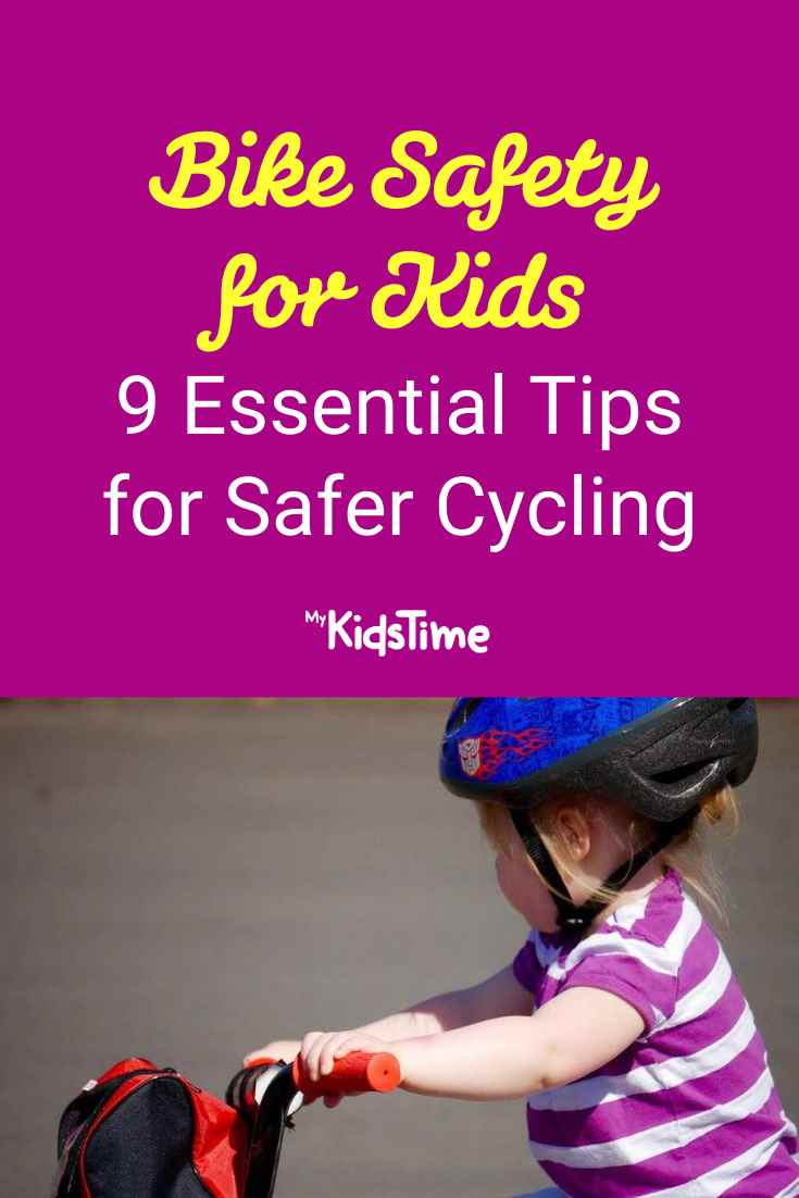 Bike Safety for Kids_ 9 Essential Tips for Safer Cycling - Mykidstime