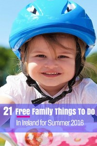 Free Family Things To Do Ireland Summer 2016