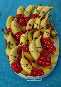 pirate theme bananas