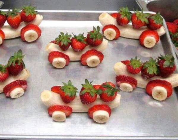 strawberry ideas for kids