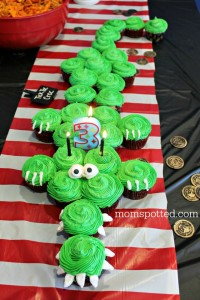 pirate themed party cakes
