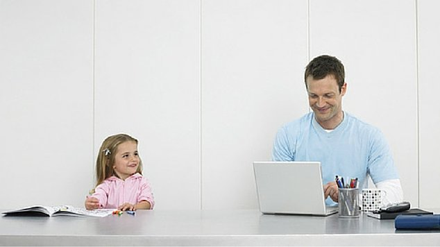 Why Work from home Dad is NOT a stay at home Dad