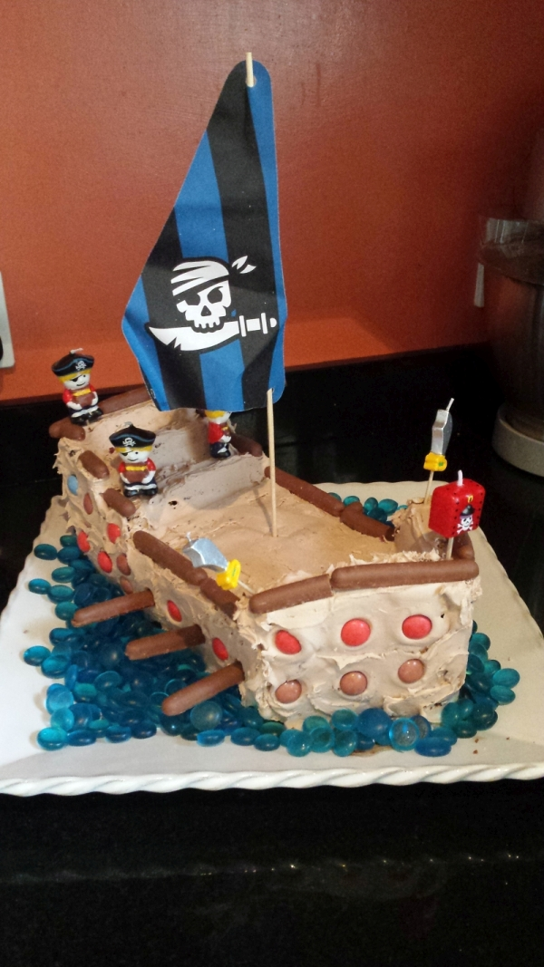 Denise S Bakery Cake Design Akademie : 11 Swashbuckling Pirate Theme Party Ideas