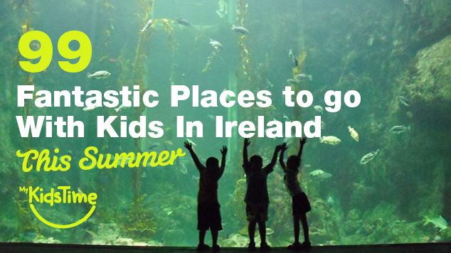 Interactive Map Of Ireland For Kids.99 Fantastic Places To Go In Ireland With Kids This Summer