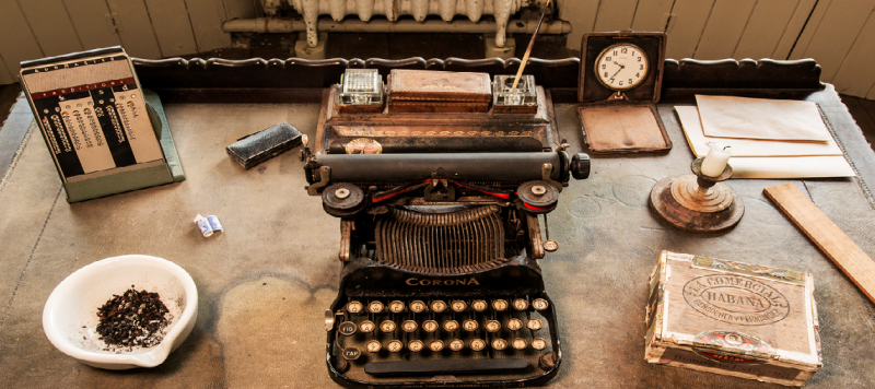 Strokestown typewriter