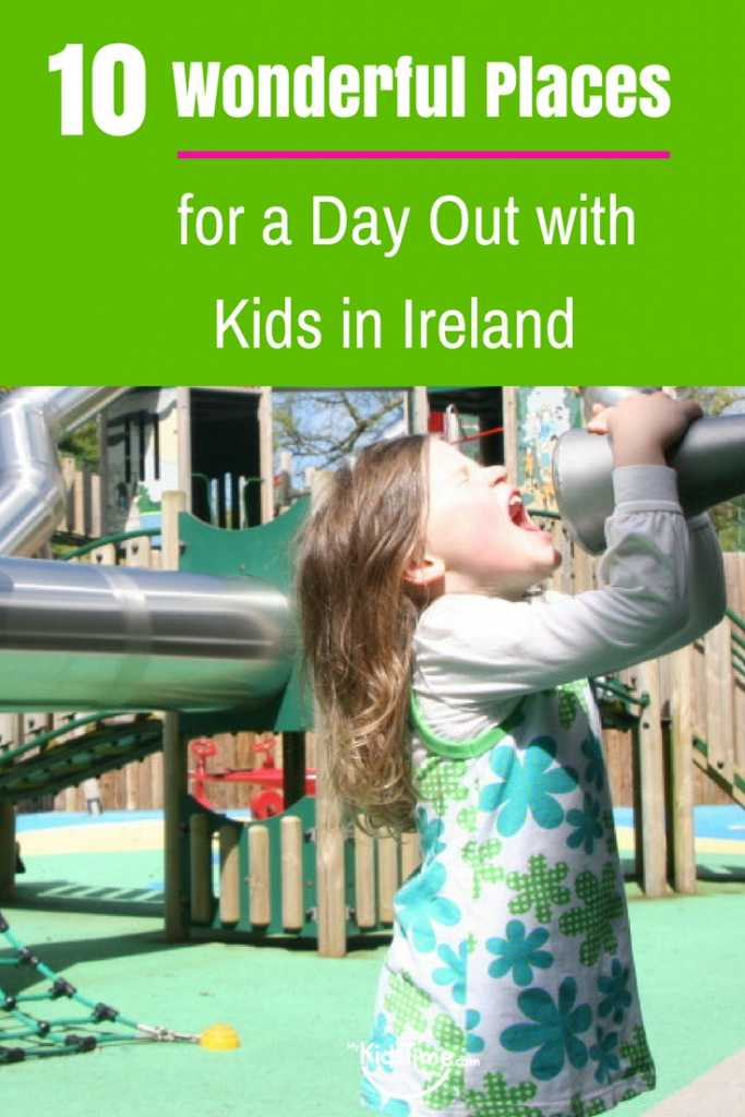 Day Out with Kids in Ireland