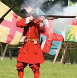 Battle of the Boyne Living History 2016