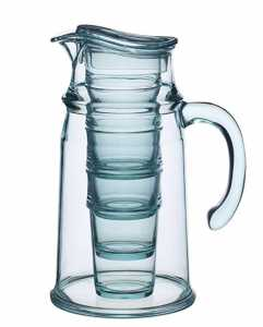 jug with tumblers
