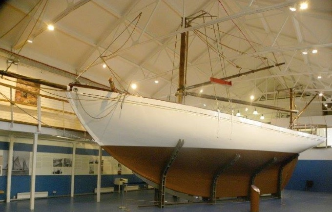 National Maritime Museum of Ireland places to take your child this summer