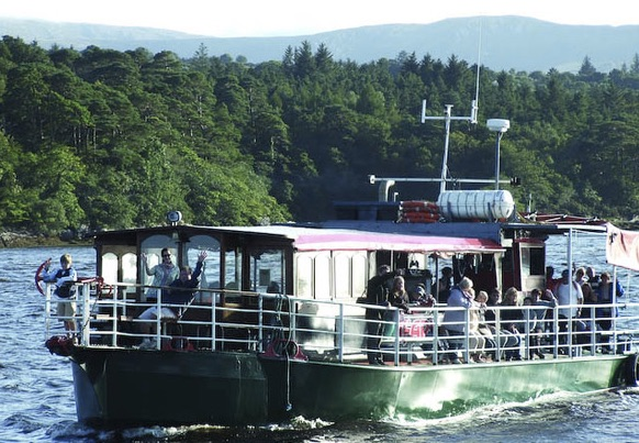 Safari Cruises Kenmare