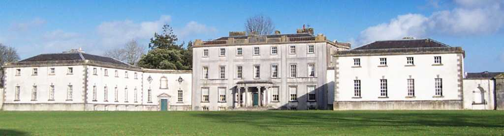 Places to go in Ireland Strokestown Park
