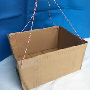 Balloon Box String