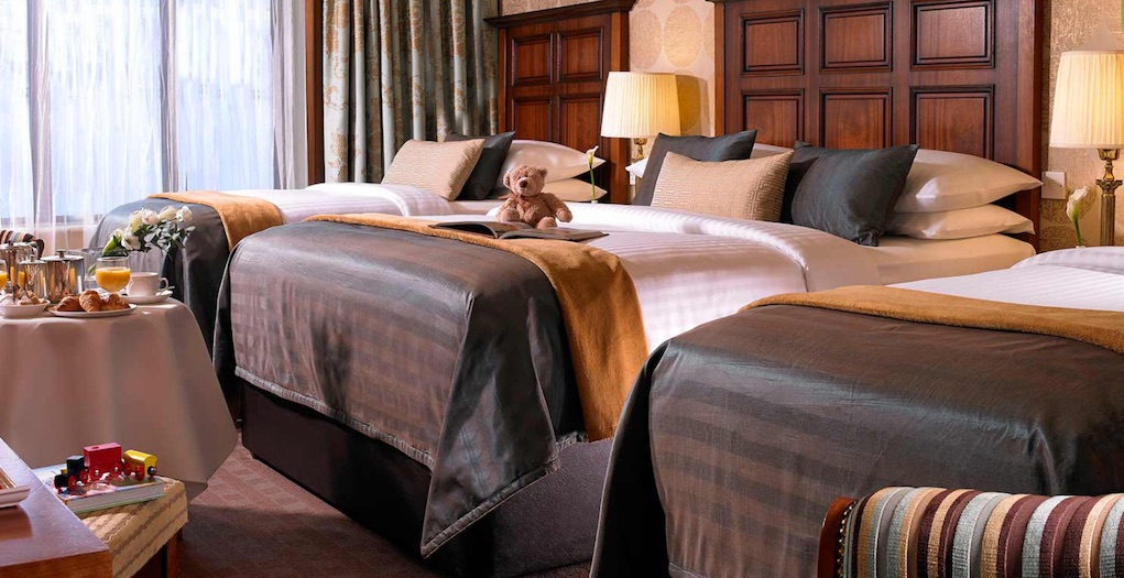 Castlecourt Hotel Mayo best family friendly hotels in Ireland