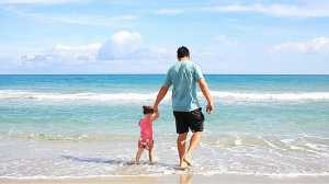 Dads Best Tips for Making Holidays with Kids Easy