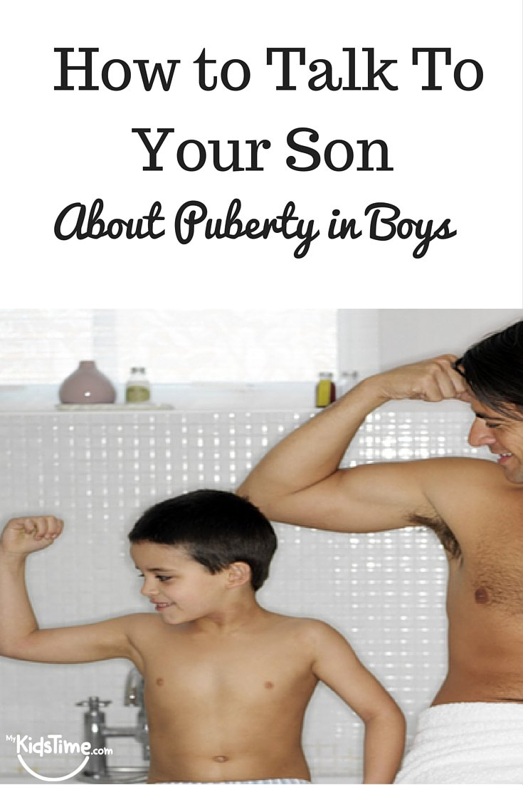 Puberty boys and girls sex