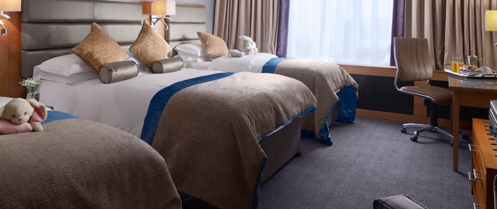 Radisson Blu Hotel and Spa Limerick Best hotels for families in Ireland