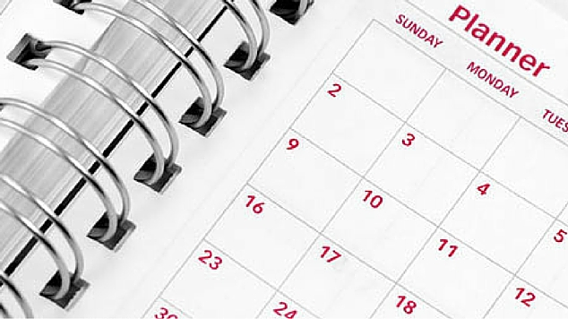 Back to school hacks online calendar