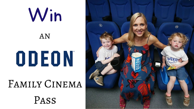 Win ODEON Cinema Pass